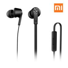 100% первоначально Xiaomi поршень наушников в-ухо стерео наушники с пультом дистанционного миль гарнитуры для Xiaomi 1 S Samsung IPhone 5 / 6 / 6 S MP3 MP4