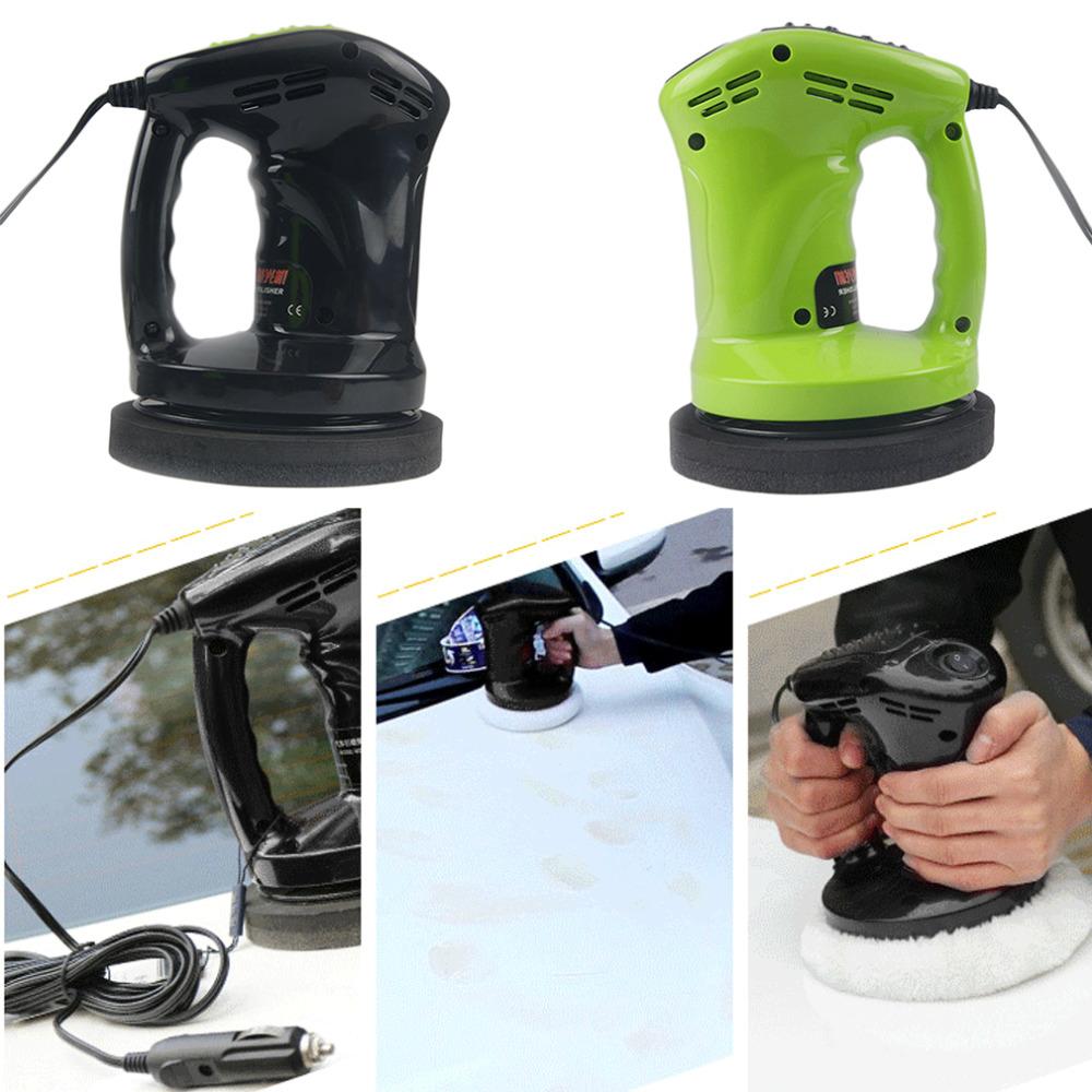Professional Auto polishing machine polishing machine mini home floor car Detailer waxing machine car 12v seal FREE SHIPPING(China (Mainland))