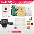 D Raspberry Pi 3 Model B starter kit pi 3 board pi 3 case EU power