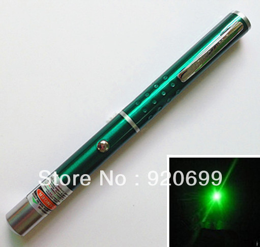 Promotions!! 532nm green laser pointer pen Beam Light 200MW (Green) - Shenzhen KaiMeiTe technology co., LTD store