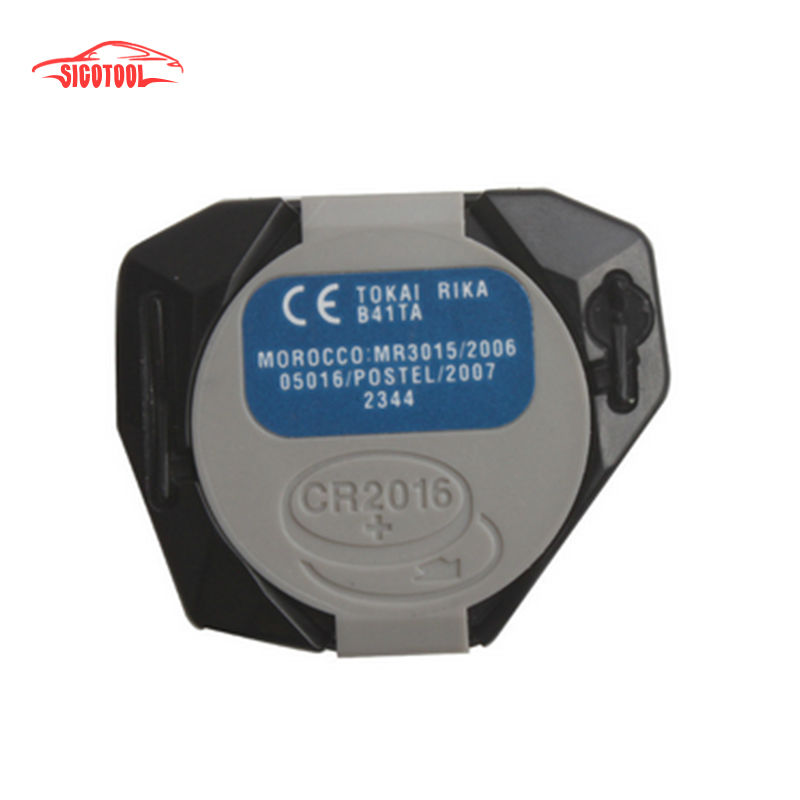 For Original Toyota Remote 2 Button 433MHZ Free Shipping WITH best price(China (Mainland))