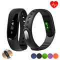 Original ID101HR Smartband Heart Rate Monitor Smart Wristband Activity Tracker Pedometer Sleep Smart bracelet For Android