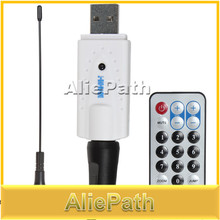 RTL-SDR FM+DAB DVB-T USB 2.0 Mini Digital TV Stick RTL2832U + R820T Tuner Receiver(China (Mainland))