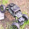 RC Car 2 4G 4CH 4WD Rock Crawlers 4x4 Driving Car Double Motors Drive Bigfoot RC