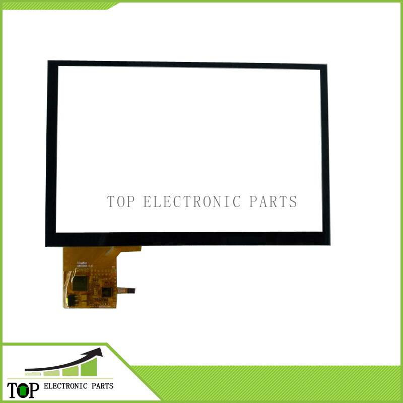 7'' inch capacitive touch screen for Chimei innolux N070ICG-LD1 CARPC 1280*800 support WIN7 WIN8 driver(China (Mainland))