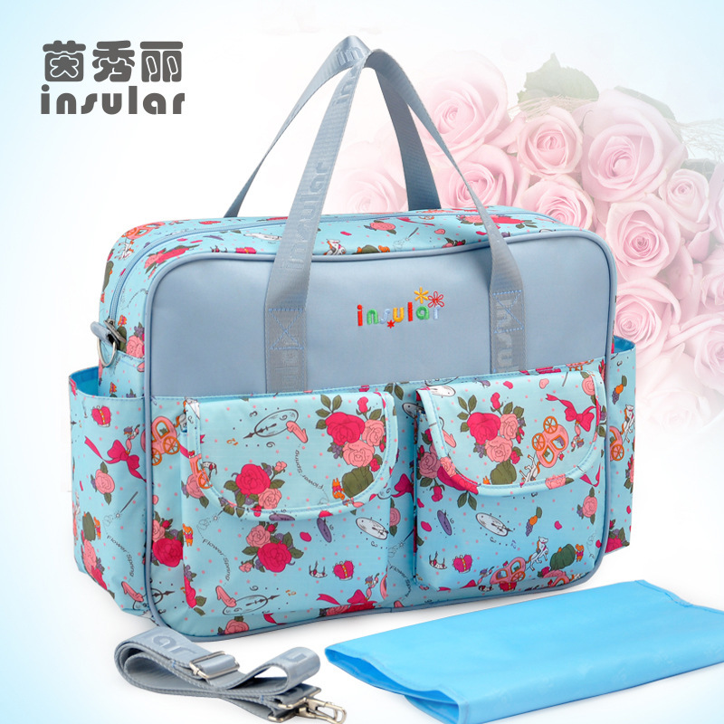 diaper bag designer brands e7v8  New design 10 styles baby diaper bags for mom Brand baby travel handbags  Bebe stroller bags