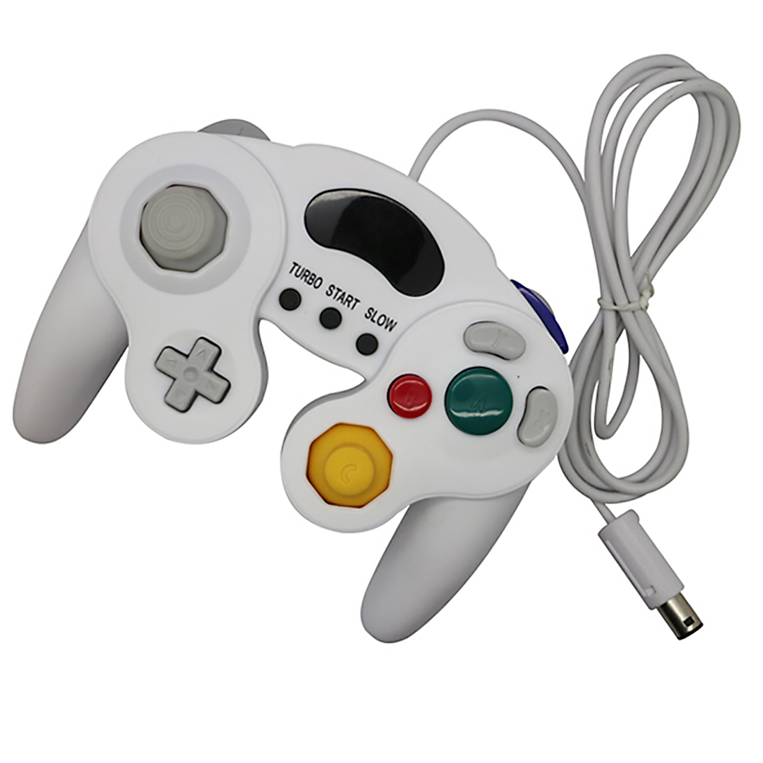 Hot Selling classical Wired Joystick Gamepad Gaming Controller Remote for PC Game consoles Nintendo Wii<br><br>Aliexpress