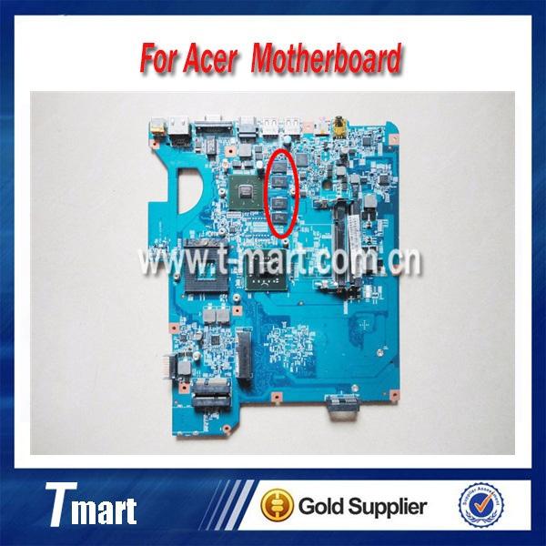 100% working Laptop Motherboard for ACER 48.4BU01.01N TJ65 nv5423u nv5425u nv54 System Board fully tested
