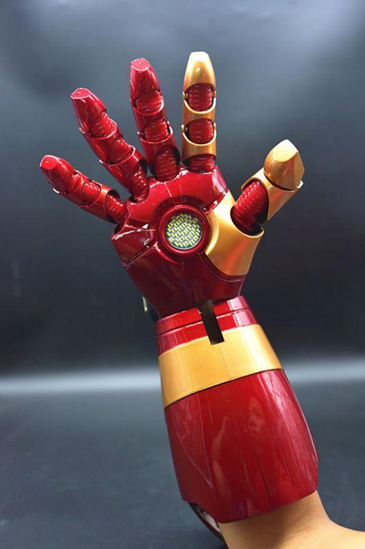 Железный человек игрушки своими руками