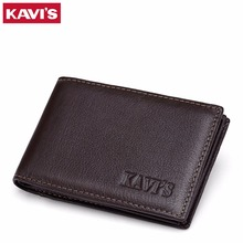 Buy KAVIS 15 Slots Genuine Leather Women Men ID Card Holder Card Wallet Purse Credit Card Business Card Holder Protector Organizer for $9.59 in AliExpress store