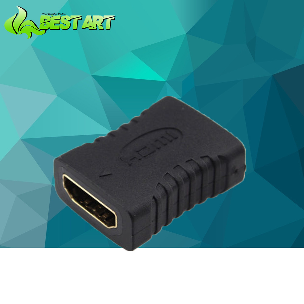 HDMI Extender Female to Female Coupler Adapter Joiner Converter Connector Switch Cable 1080P(China (Mainland))