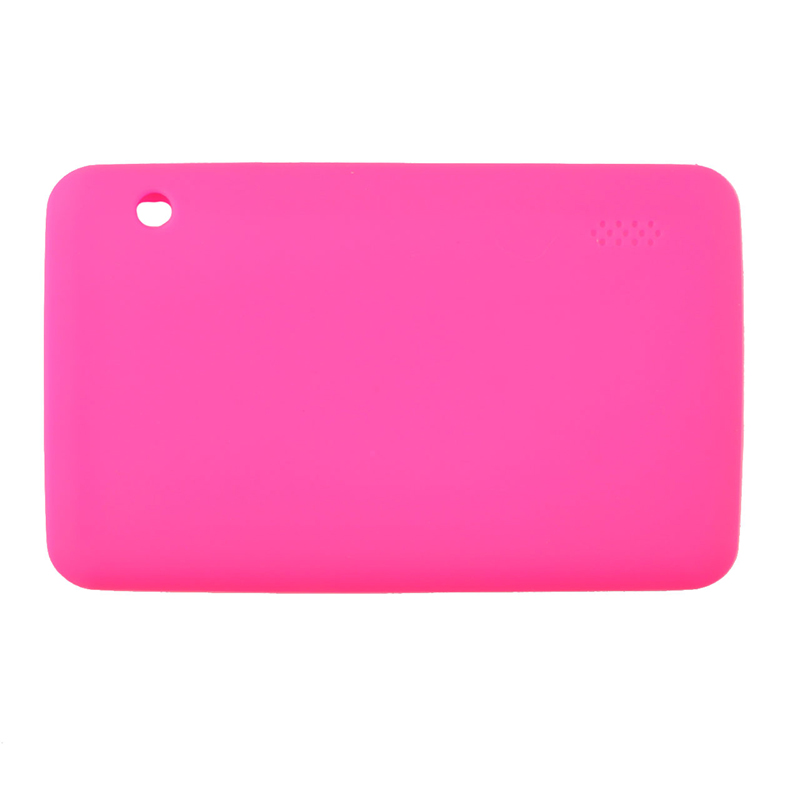 New Smooth Silicone Cover Case for 7 inch Android Capacitive a13 mid Tablet PC #81082(China (Mainland))