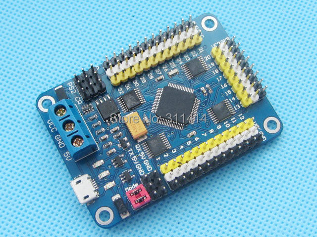 1piece 32 Channel Servo Control Board Robot Control Board Servo Controller For Arduino Promotion + Free Shipping(China (Mainland))