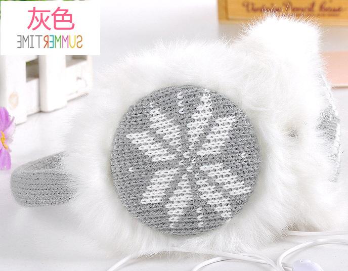 Тёплые наушники из Китая