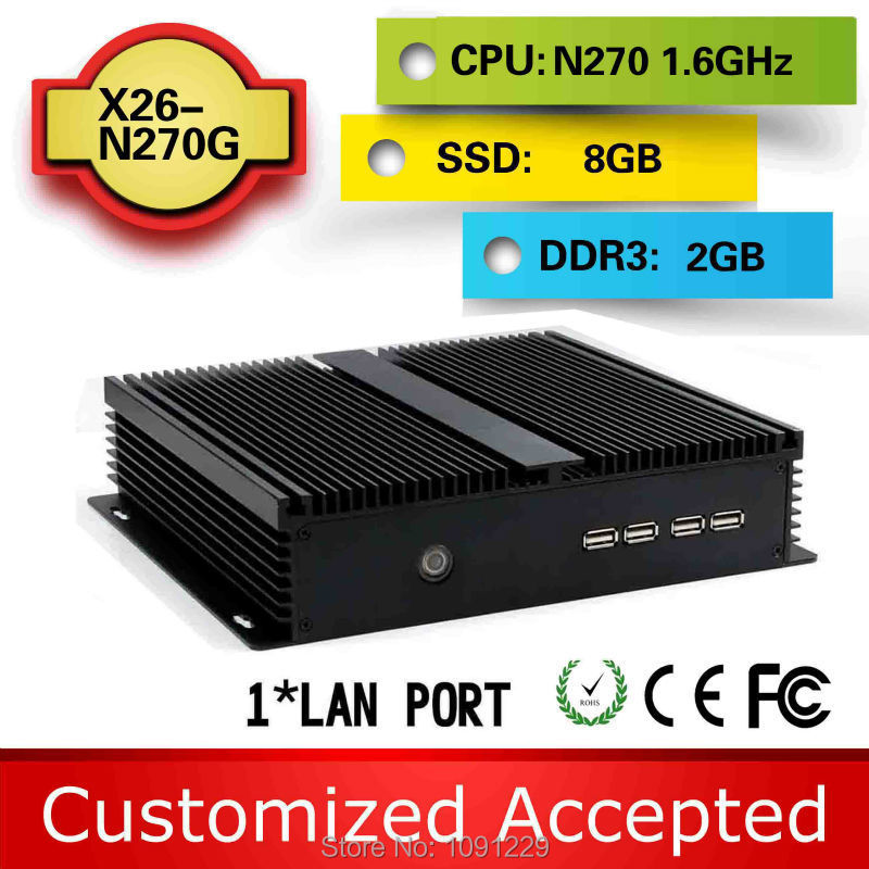 Ultra Low Power mini-pc micro touch max vensmile mini pc X26-N270G 2G ram 8g ssd buy direct from china(China (Mainland))