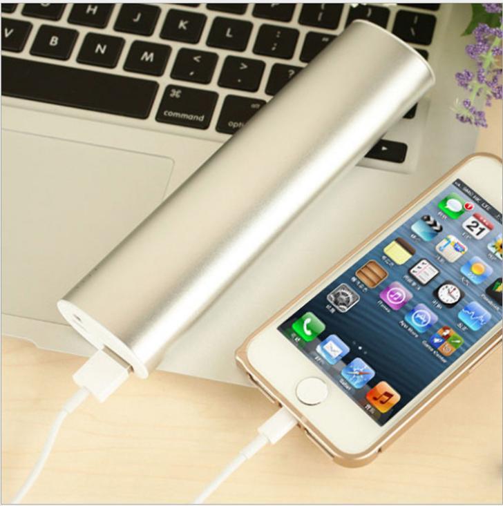 Rechargeable Battery External Solar Charger 10400mah Aluminum Magic Wand Mobile Power Bank Traveling - yuxian yu's store
