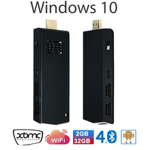 Smart TV Dongle PC Windows 10 Android 4.4 Dual OS Smart TV Box Bay Trail CR Z3735F 2GB/32GB KODI 15.0 Mini PC WiFi Bluetooth 4.0(China (Mainland))