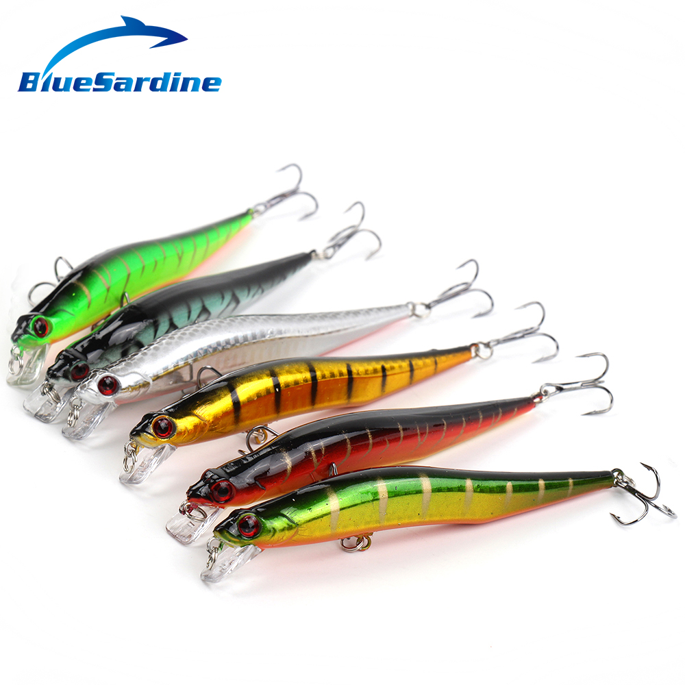 Quality minnow fishing lures artificial hard bait for fish for Bait for fishing