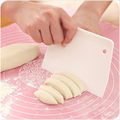 13 5 9 5cm Household Products Cooking Tools Kitchen Baking Tool Plastic Scraper Blade Knife