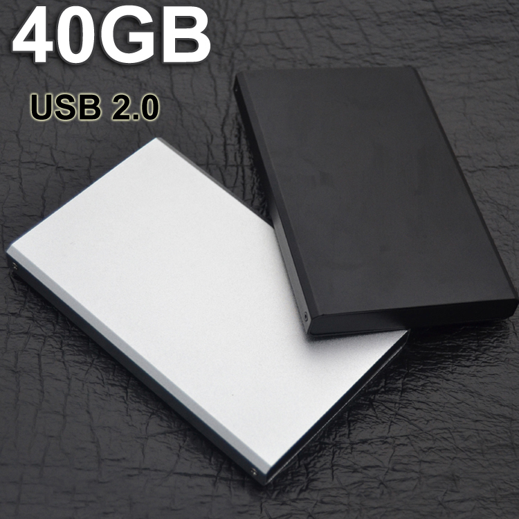 Good quality Fastest delivery 40gb hard disk portatile disque dur externe portable hd externo other item 500gb / 1tb Well Packed(China (Mainland))