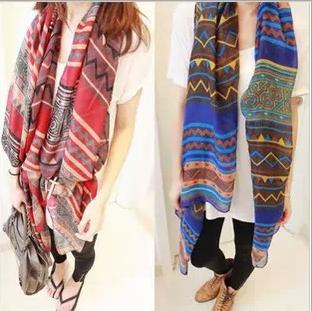 Корейской версии чешские шарфы зимние шарфы женский алмаз геометрической картины полотенце шарф оптовая продажа кондиционер платки