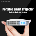 Intelligent Smart Mini Brand Projector Android System Led Pico Projectors HD DLP Pocket Mobile Video Outdoor