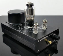 Little Bear P8 SEPP pure valve tube Headphone amplifier Pre-AMP metal HIFI audio(China (Mainland))