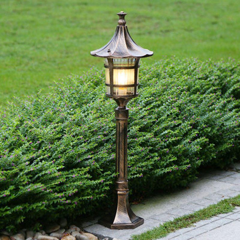 Welhome Bollard Light Garden Pedestal Led Solar Lamps: Online Buy Wholesale Bollards From China Bollards