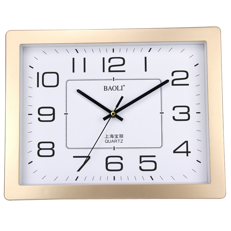 Polaroid silent living room wall clock simple fashion watches modern creative office atmosphere IKEA style clock(China (Mainland))