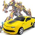 Autobots Bumblebee Electric remote control car toys rc car Remote control Variations radio control rc car