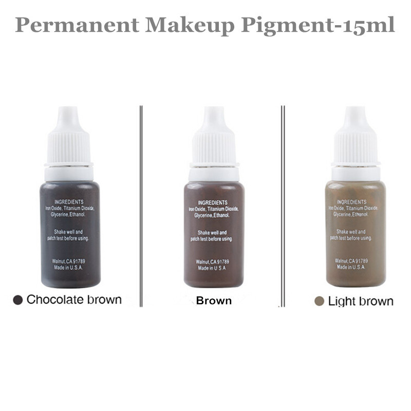 Free shipping Dark green Golden Rose Permanent Makeup Ink<br><br>Aliexpress