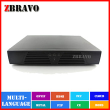 Full HD 1080P 4CH CCTV NVR For IP Camera H.264 Network Video Recorder 4Channel 2MP 1920*1080 NVR mobile viewing
