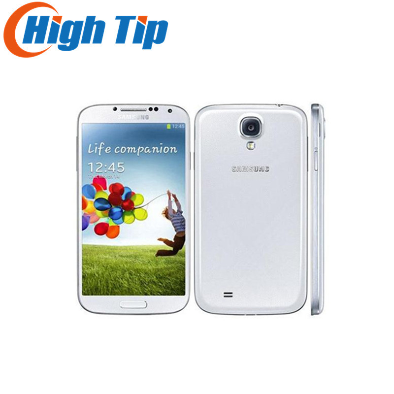 "Unlocked Original Samsung Galaxy S4 i9500 i9505 Mobile Phone 13MP Camera 16GB ROM 5.0"" inch 1920X1080 GPS Refurbished Cell Phone(China (Mainland))"