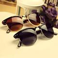 2016 Hot Fashion Eyewear Vintage Retro Unisex Sunglasses Women Brand Designer Men Sun Glasses 5 Colors