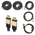 1 1 8M Ultra High Speed HDMI V2 0 Cable HDTV LED LCD PS4 2160P 4K
