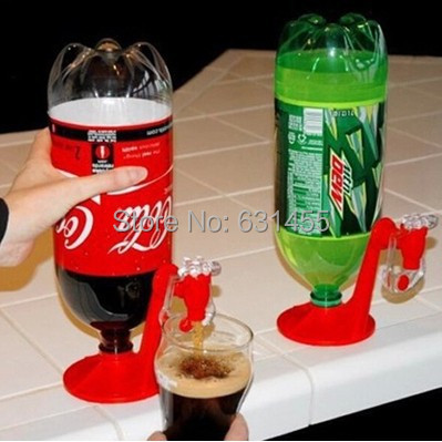 Cola water dispenser Coke inversion fountain All kinds drink