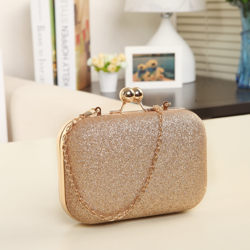 Small Gold Clutch Party Clutches Women Evening Bag Ladies Sac Femme Shoulder Bag Crossbody Mini Bags Tote Purses And Handbags(China (Mainland))
