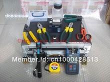FTTH Tools KIT,Fiber Optic Fast Connector ,Optical Power Meter -50~+26 ,FC-6S Optical Fiber Cleaver,1WM Visual Fault Locater(China (Mainland))