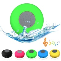 2015 Hot Sale Waterproof Shower Bluetooth Speaker BTS06 With Hands Free Function Free Shipping