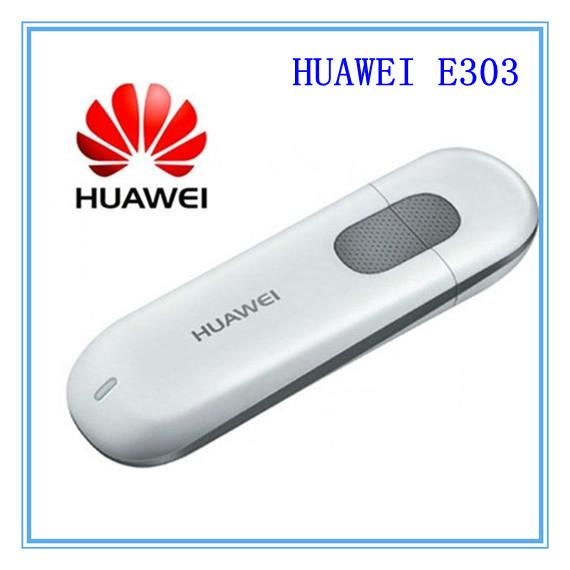 Unlocked E303 Huawei USB Modem Dongle 3G wireless modem 7.2mbps wcdma usb modem ,10 pcs/lot Free shipping(China (Mainland))