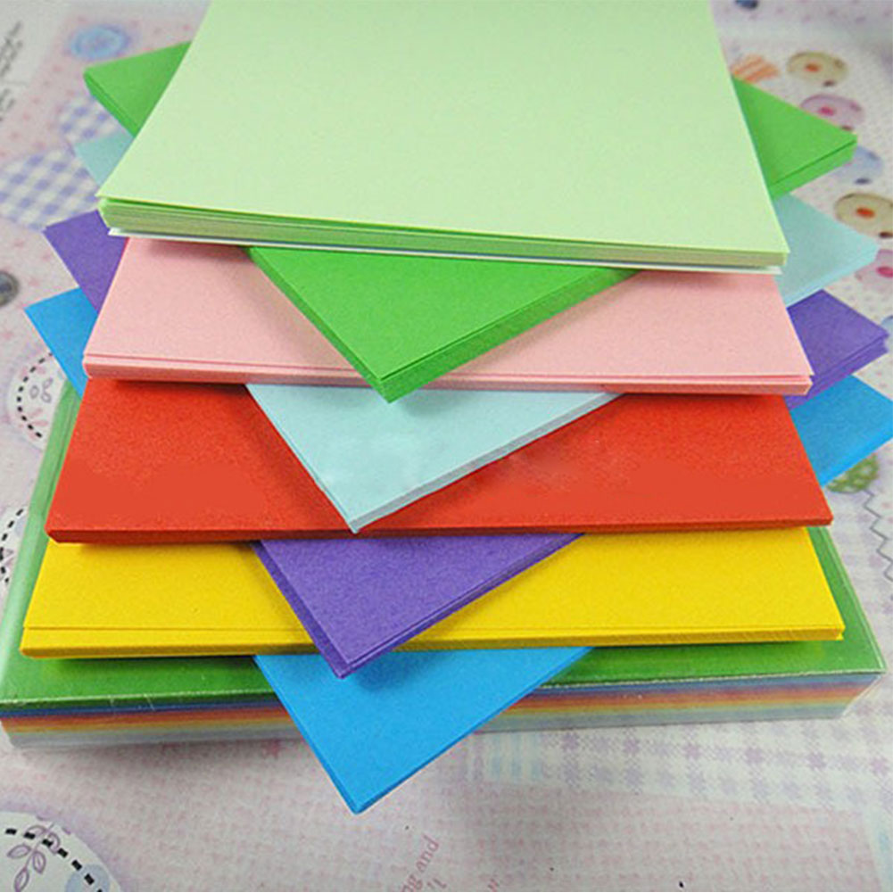 double sided origami paper Have fun with the art of traditional japanese art of paper folding and discover a range of origami kits double sided coloured paper sheets 100 pack.