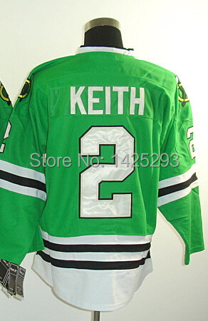 #2 Duncan Keith Jersey,Ice Hockey Jersey Stitched Logos,Men's Stanley Cup Champions Patch Cheap Chicago Jersey(China (Mainland))