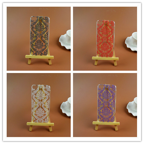 Vintage Paisley Flower Case For Apple ipod Touch 5 Hard Floral Plastic Back Cover Case For Apple ipod Touch 5 Cell Phone Case(China (Mainland))