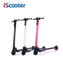 Carbon Fiber Scooter 5.5 inch iScooter 2 Wheels hoverboard with Original 8.8ah 11.6ah LG Battery Foldable Electric Skateboard(China (Mainland))