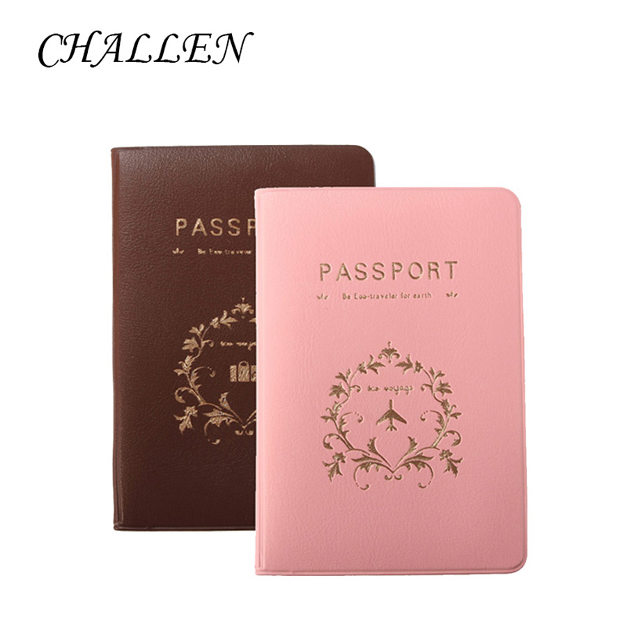 Passport Holder Cover brand women men PU Leather ID Card Bag passport Pouch Package passport Cover Travel passport bag(China (Mainland))