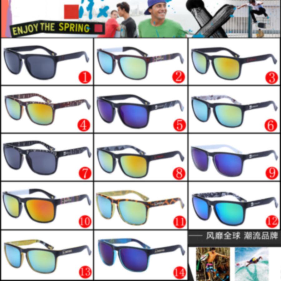 New Tide brand sunglasses Quick Racing Surf Fashion oculos de so Silver Eyewear Sunglasses Innovative Items Quik Sports(China (Mainland))