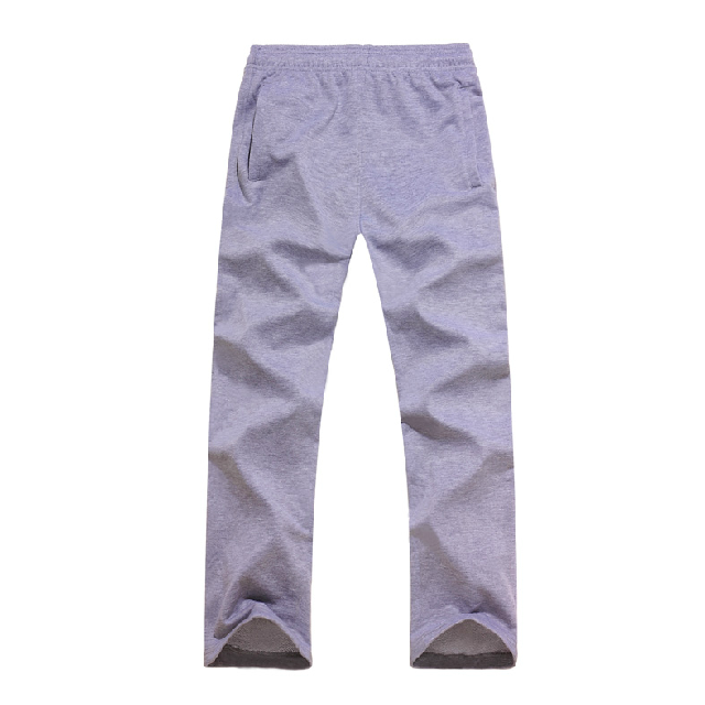Casual solid color sports pants sports trousers autumn and winter badminton