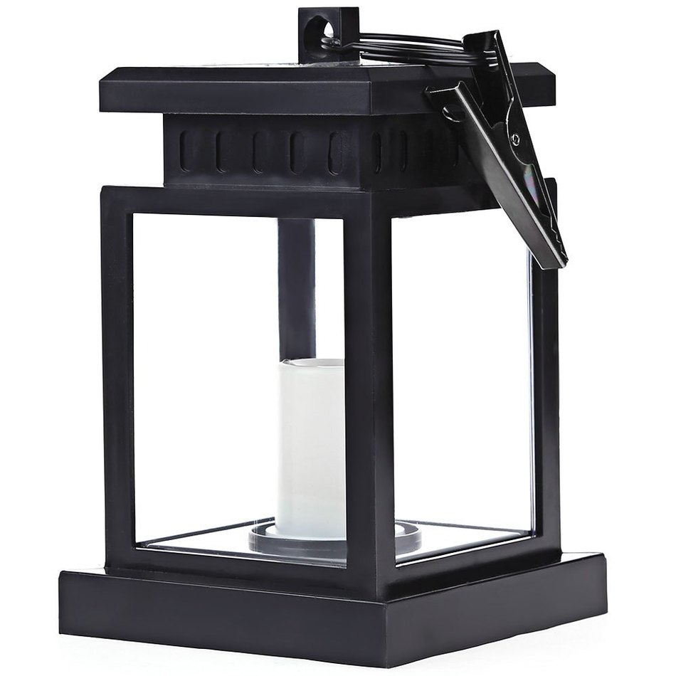 2016 New Arrival 2PCS Solar Powered steel Hand LED Outdoor Solar Energy Lamp Candle Lantern Hang Lamp(China (Mainland))