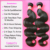 6A Peruvian Virgin Hair Body Wave Peruvian Body Wave Human Hair Weave Free Shipping  8-28 inch 3pcs/lot HJ Weave Beauty