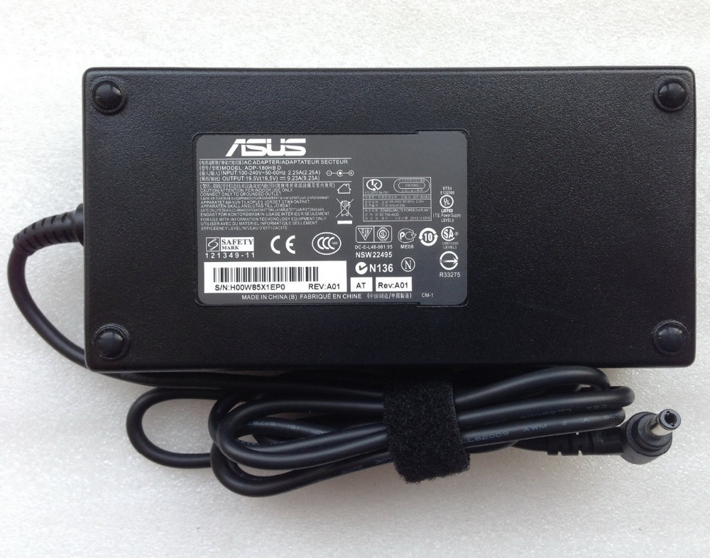 Original new 19.5V 9.23A 180W Charger For ASUS ROG G750JS-T4023H Gaming Laptop<br><br>Aliexpress